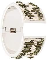 Mignonne Gavigan embellished band bracelet