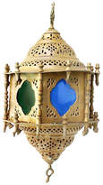 One Kings Lane Vintage Octogonal Moroccan Lantern