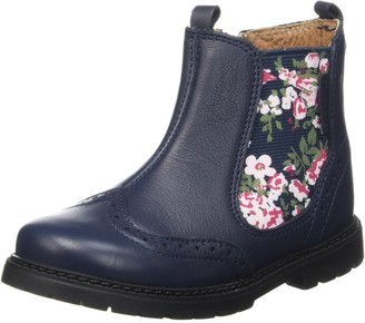 Start Rite Chelsea Girls Ankle Boots Bleu (Navy) 10 Child UK (28 EU)