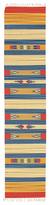 Apadana Multicolor Kilim Hand-Woven Wool Runner