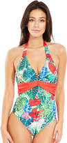 Pour Moi? Pour Moi Jungle Fever Underwired Swimsuit