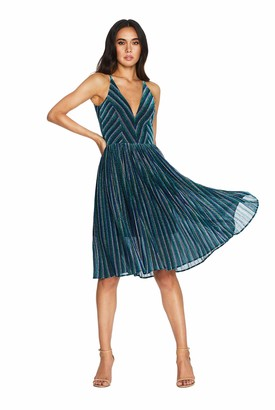 Dress the Population Women's Fit Flare