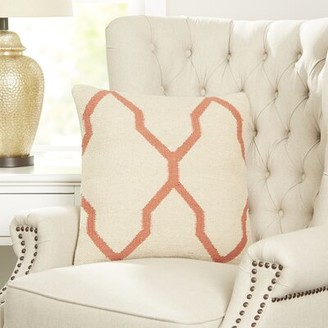Birch LaneTM Heritage Becca Throw Pillow Cover Birch LaneTM Heritage
