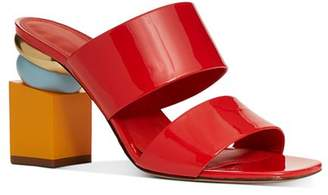 Salvatore Ferragamo Women's Lotten Patent Leather High-Heel Sandals