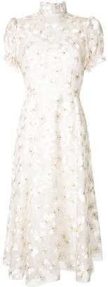 macgraw Flower Porcelain Dress