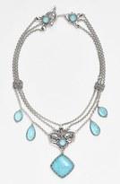 Konstantino Women's 'Aegean' Frontal Necklace