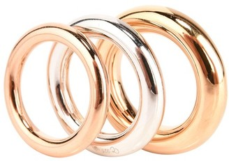 Charlotte Chesnais Brahma rings (set of three)