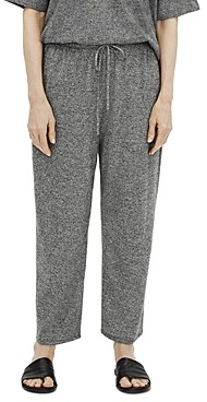 Eileen Fisher Marled Slouchy Crop Pants
