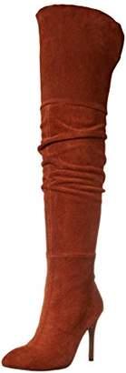 Kristin Cavallari Chinese Laundry Women's Calissa Over the Knee Slouch Boot