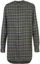 Baja East plaid shirt