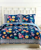 Vera Bradley Maybe Navy Full/Queen Quilt Bedding