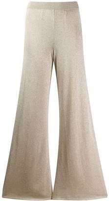 Missoni wide-leg flared trousers