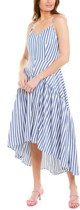 Stellah High-Low Midi Dress