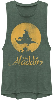 Licensed Character Disney's Aladdin Juniors' Magic Carpet Ride Muscle Tee