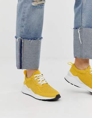 Blink Runner Trainers-Yellow