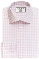 Thomas Pink Goodall Check Dress Shirt - Bloomingdale's Regular Fit