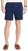 Polo Ralph Lauren Classic-Fit Flat-Front Stretch Prepster Chino Shorts