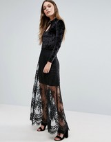 Lace Maxi Skirt - ShopStyle