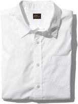 L.L. Bean Signature Washed Poplin Shirt, Slim Fit