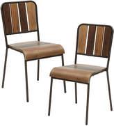 INK + IVY Renu Dining Chair Set Of 2
