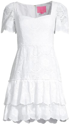 Lilly Pulitzer Bonni Eyelet Dress