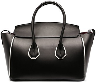 Bally Tasche leather tote bag