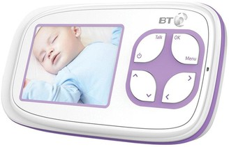 Bt Video Baby Monitor 3000 with Snuza Hero MD and Crane 3.78-Litre Cool Mist Humidifier