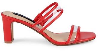 Steven by Steve Madden Joiey Transparent Slide Sandals