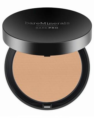bareMinerals Barepro Performance Wear Powder Foundation 10G 12 Warm Natural (Light/Medium, Neutral)