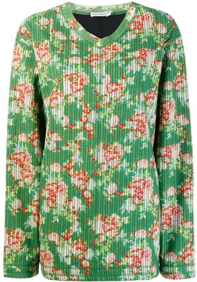 Craig Green Floral Print Top