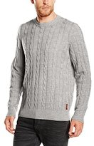 Ben Sherman Men's The Cable Crew