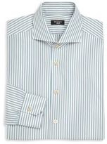 Kiton Striped Button-Up