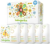 BabyGanics Diapers & Wipes Bundle