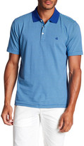 Brooks Brothers Micro Stripe Polo