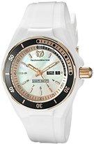 Technomarine Women's TM-115121 Cruise Sport Analog Display Swiss Quartz White Watch