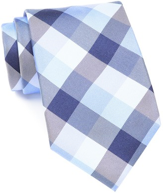 Tommy Hilfiger Silk Buffalo Tartan Tie