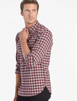 Lucky Brand Saturday Stretch Poplin Shirt