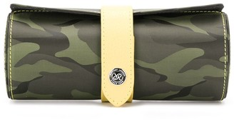 Rapport Camouflage Three Watch Roll
