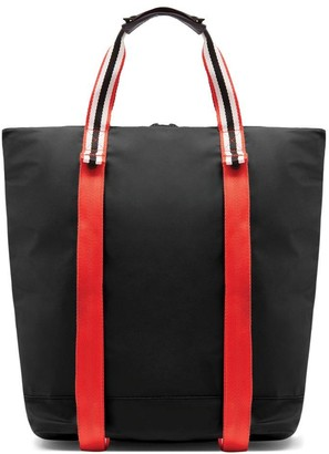 Hunter Original Lightweight Rubberised Two Way Tote Bag - Black