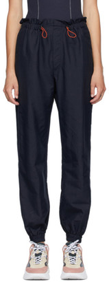 Won Hundred Navy Olivia Trousers