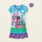 Children's Place Scooter girl nightgown
