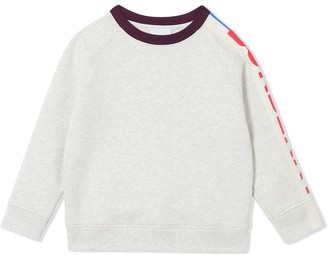 BURBERRY KIDS Logo Print Sweatshirt