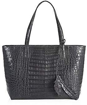 Nancy Gonzalez Women's Medium Erica Crocodile Tote