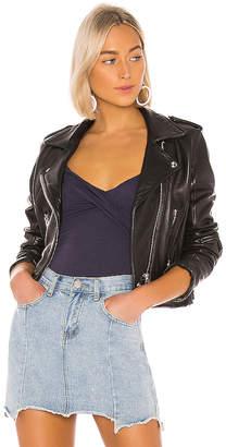 superdown Holly Twist Front Bodysuit