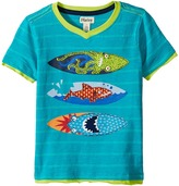 Hatley Eat Sleep Surf Graphic Tee Boy's T Shirt