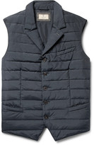 Hackett - Quilted Shell Down Gilet
