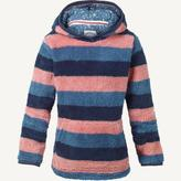 Fat Face Stripe Popover Fleece
