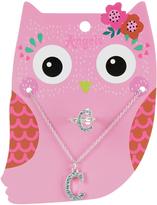 Accessorize Ellen Owl C Jewellery Set