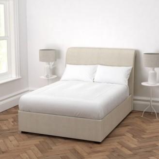 The White Company Thurloe Bed Linen, Natural Linen Union, Emperor