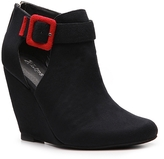 2 Lips Too Too Coupe Wedge Bootie
